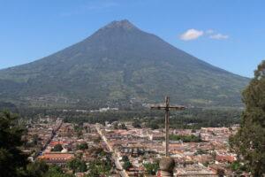 Agua Volcano Antigua Guatemala